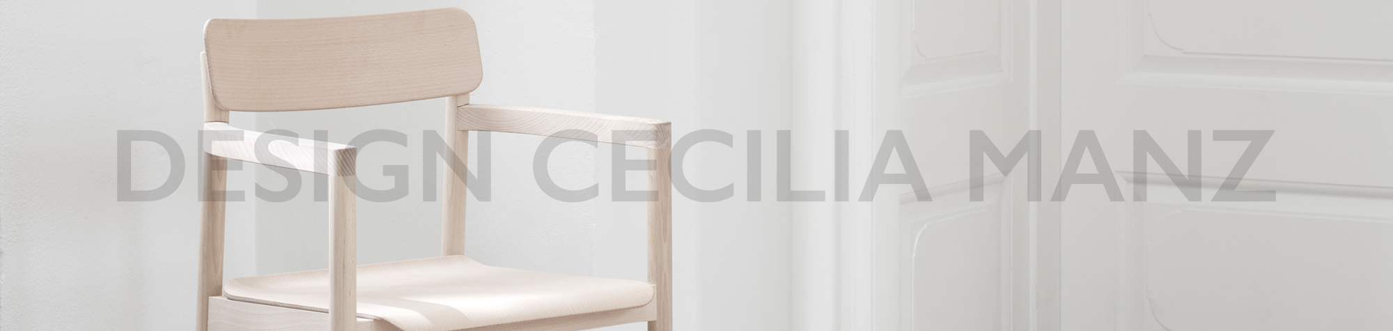 Cecilie Manz – The materials speak for themselves.